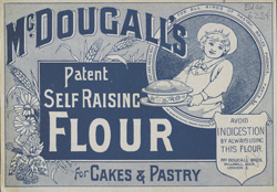 Advert For McDougall's Self Raising Flour